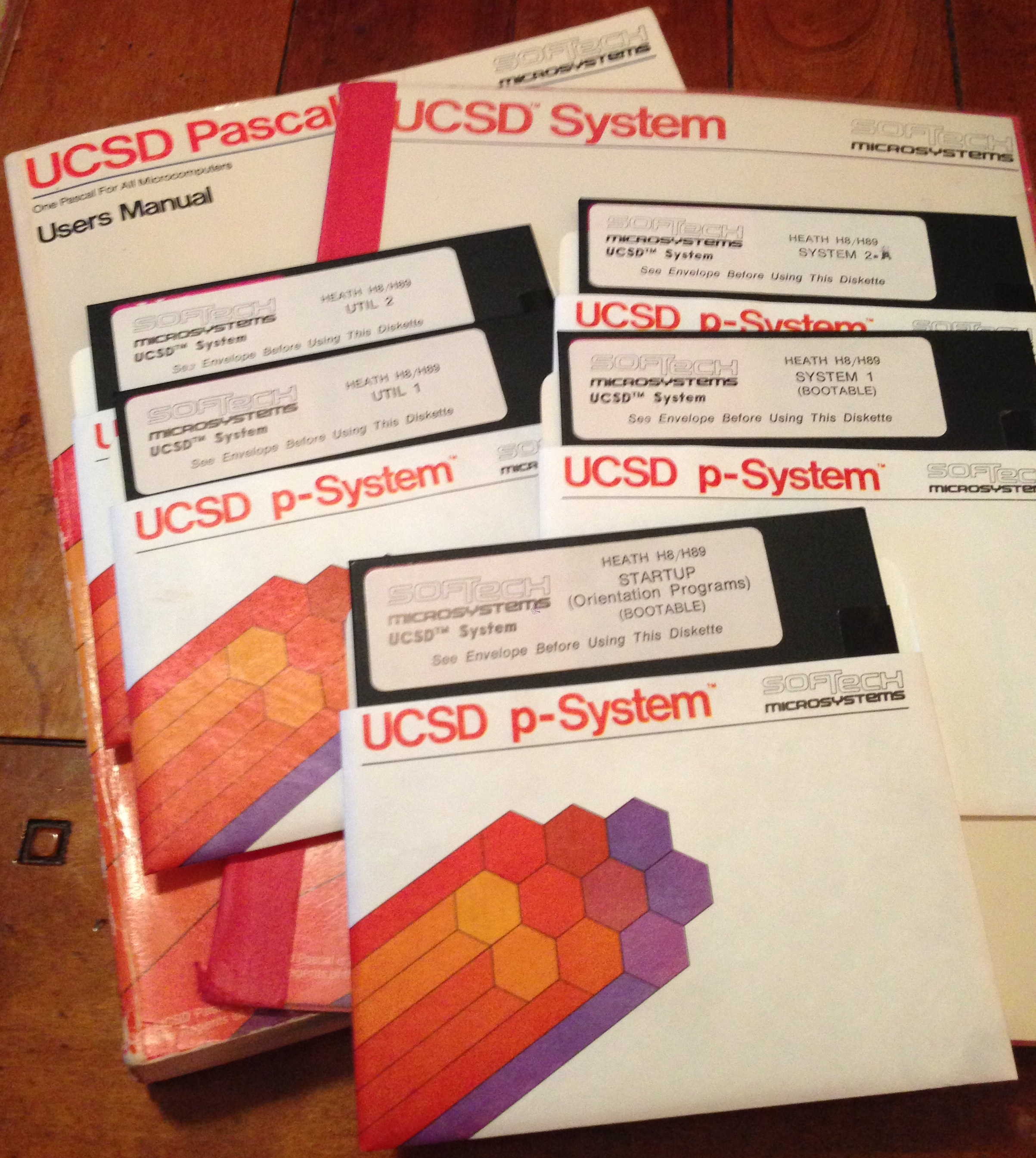 UCSD P-System With Pascal, Version II
